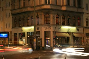 St Oberholz, café open space à Berlin [Mitte]