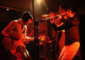 Gödör club, bar et concert rock/jazz à Budapest