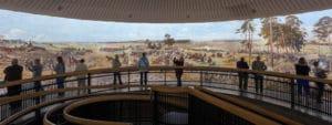 Panorama de la bataille de Racławice à Wroclaw : Tableau insolite mais visite dispensable [Vieille Ville]