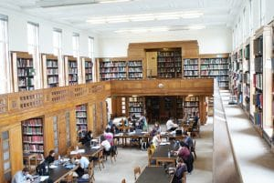 Insolite : 6 bibliothèques originales à Londres
