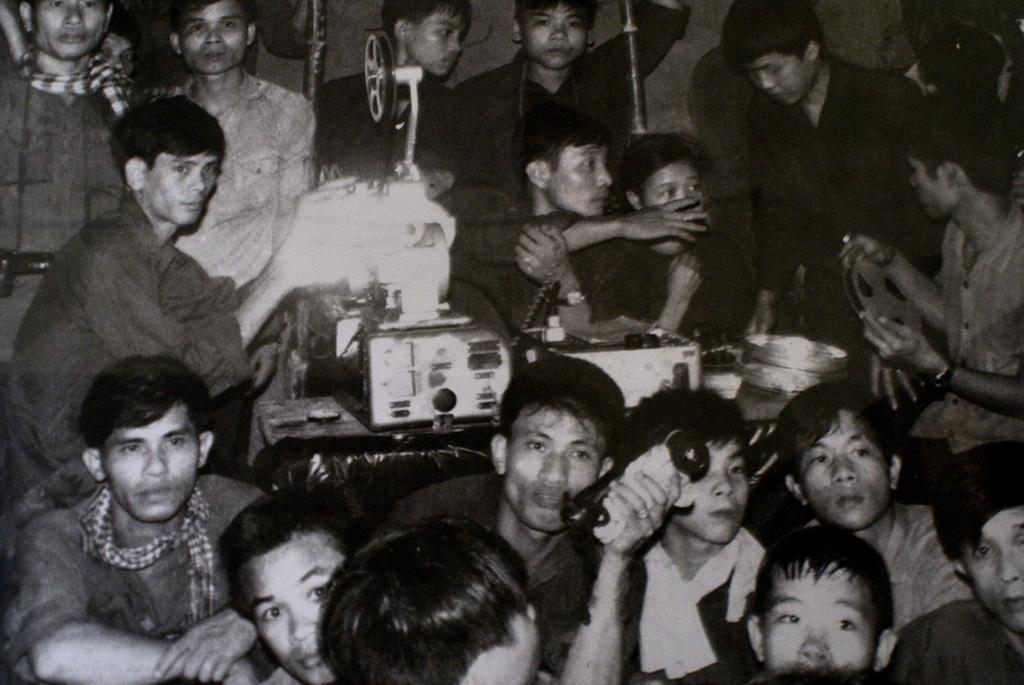 Fermé… Cinémathèque à Hanoi, cinéma d'auteur dans une cour secrète