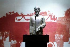Musée de la révolution communiste d'Hanoi : Propagande «vintage» [Vieux Hanoi]
