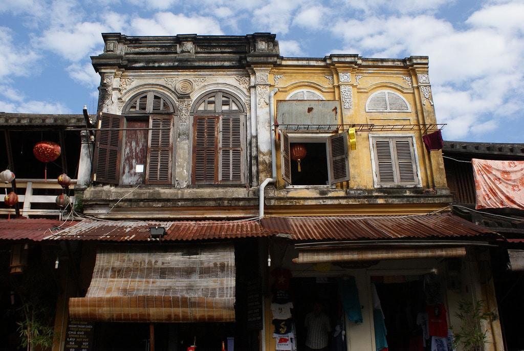 Hoi Anh au Vietnam, génial port florissant au 18e siècle resté dans son jus