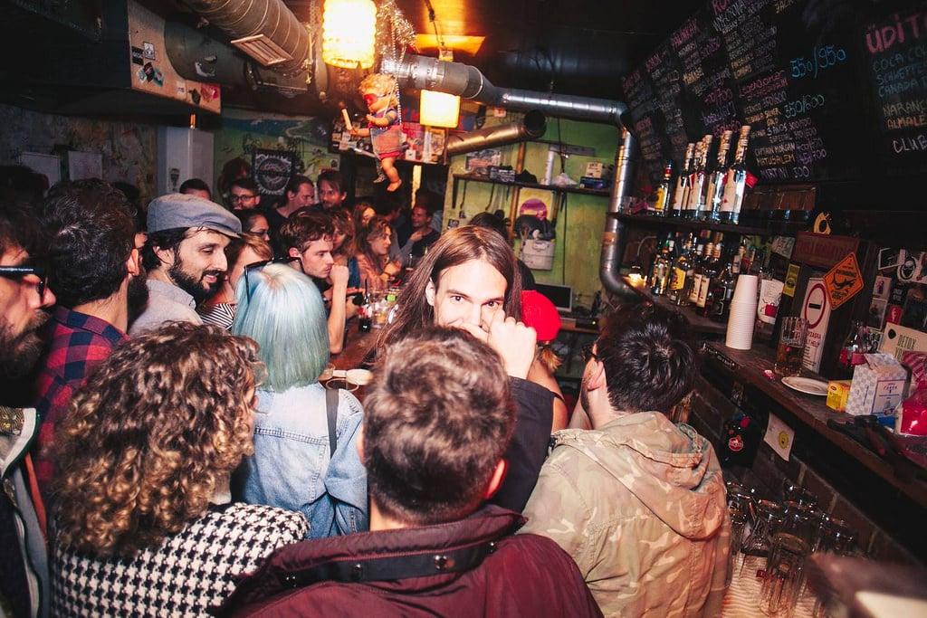 Vittula, bar de quartier à la bière pas chère à Budapest