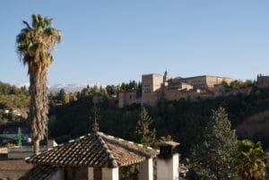Visiter Grenade, l'Alhambra et l'ancienne médina