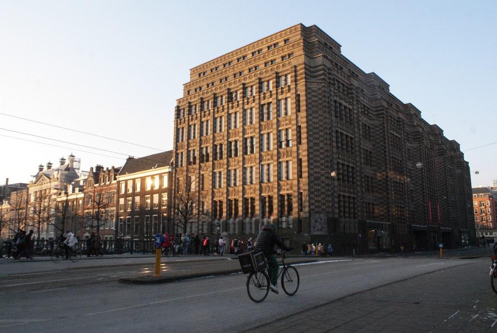 Archives municipales d'Amsterdam : Gratuit et surprenant [Quartier canaux]