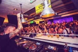 Up Club, discotheque à Budapest pour les «jeunes & jolies»