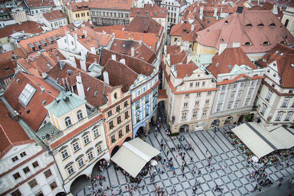Stare Mesto, la vieille ville de Prague : Incontournable !