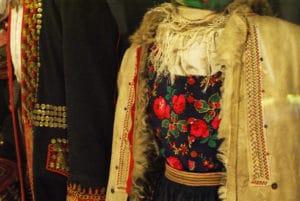 Musée d'ethnographie à Cracovie : Folklore de Cracovie et des Carpates [Kazimierz]