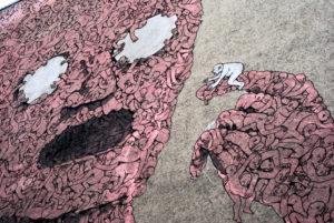 Street art : Blu à Berlin [Kreuzberg]