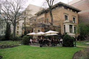 Café im Literaturhaus, café littéraire à Berlin [Charlottenburg]