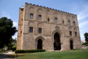 Palais de la Zisa à Palerme : Musée islamique décevant