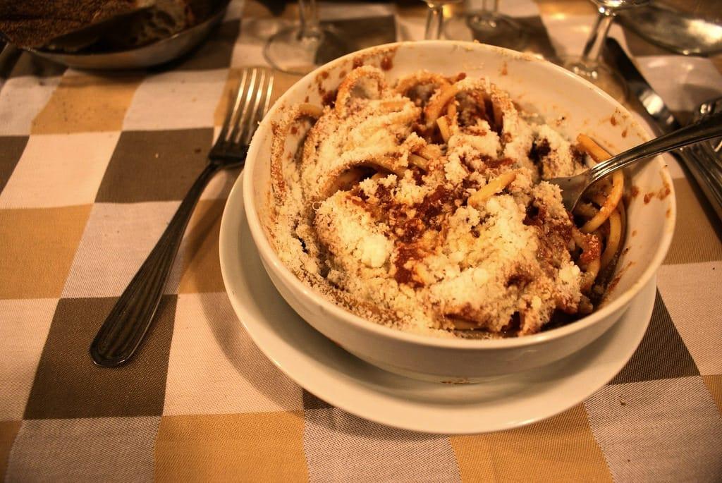 Trattoria, restaurant typique et l'âme de Rome