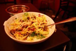 Restaurant vietnamien Toan Pho à Varsovie [Srodm. Nord]