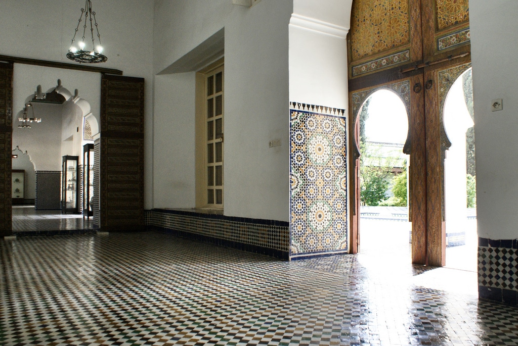 Musée Dar Batha à Fès : Musée de l'artisanat décevant