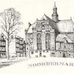 Brocante et marché bio de Noordermarkt à Amsterdam [Jordaan]