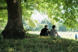 Hyde Park à Londres : Immense prairie urbaine, lac et musée d'art ! [Kensington]