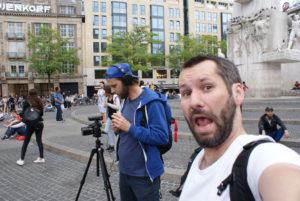 MAJ du guide d'Amsterdam et vidéos à venir !
