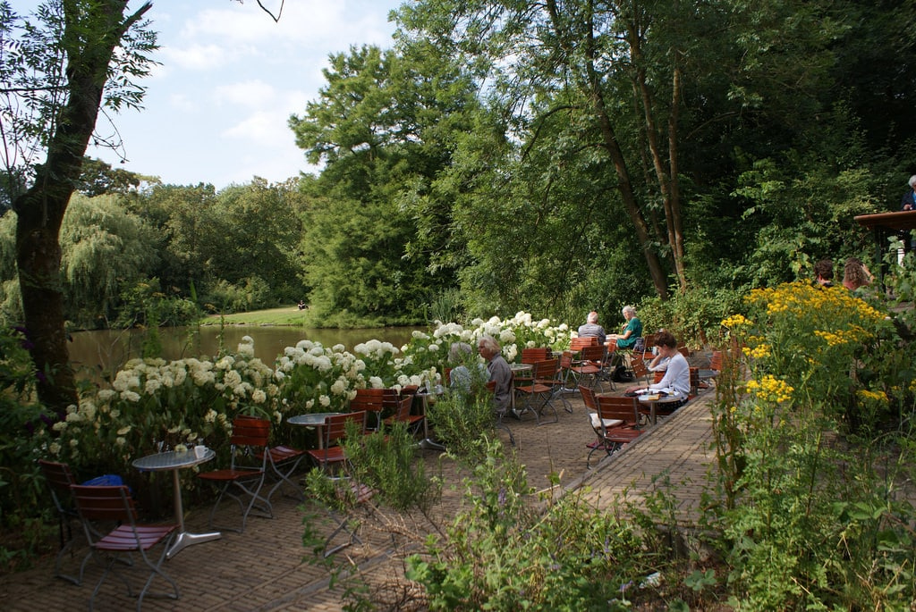 Flevopark à Amsterdam : Balade romantique… et distillerie [Oost]