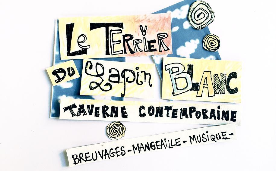 Le terrier du lapin blanc : Cabaret et bar à tartines à Lyon [Terreaux]