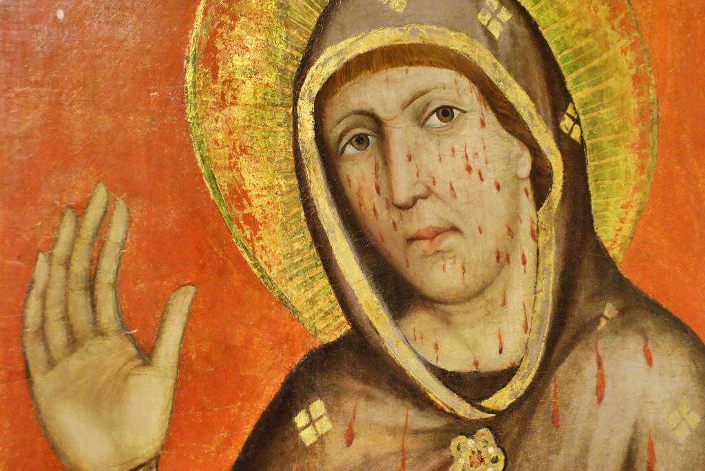 Musée d'art Gothique au couvent Saint Agnès à Prague [Vieille Ville]