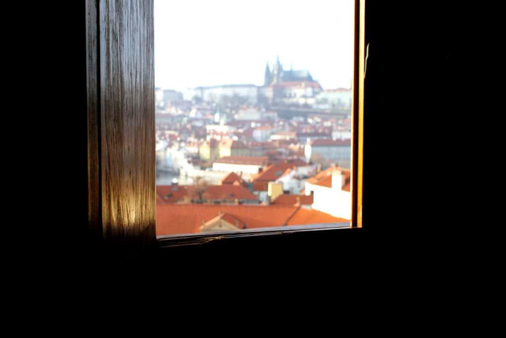 Clementinum à Prague, collège jésuite avec vue et bibliothèque [Vieille Ville]