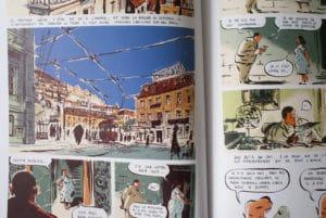 Livres, films et BD sur Lisbonne