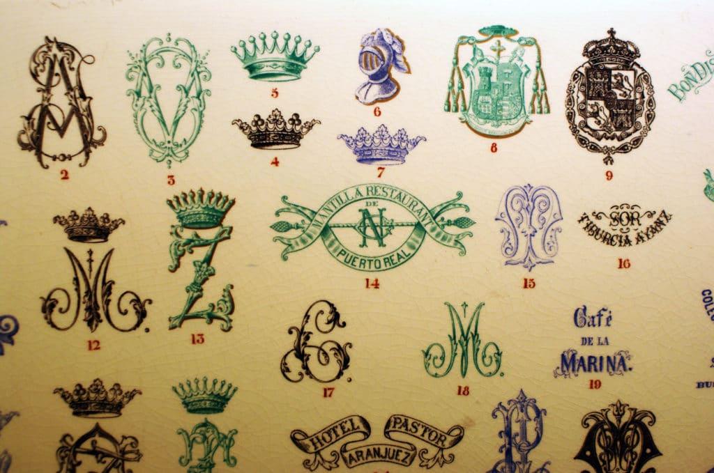 Collection de céramique du musée ethnographique de Séville.