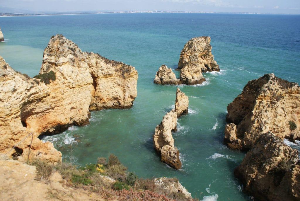 Autour de Lagos, Praia da Luz et Burgau