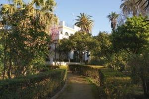 Jardins de Murillo à Séville : Séduisant, agréable et gratuit [Santa Cruz]