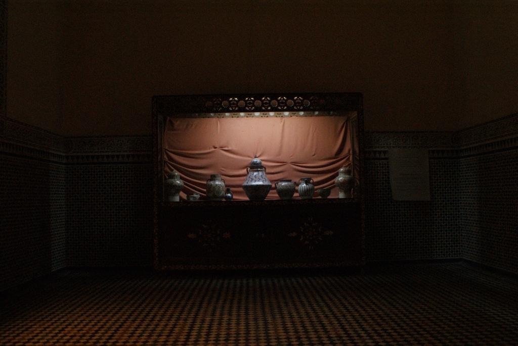 Musées à éviter : Musée de Marrakech et Dar Si Said