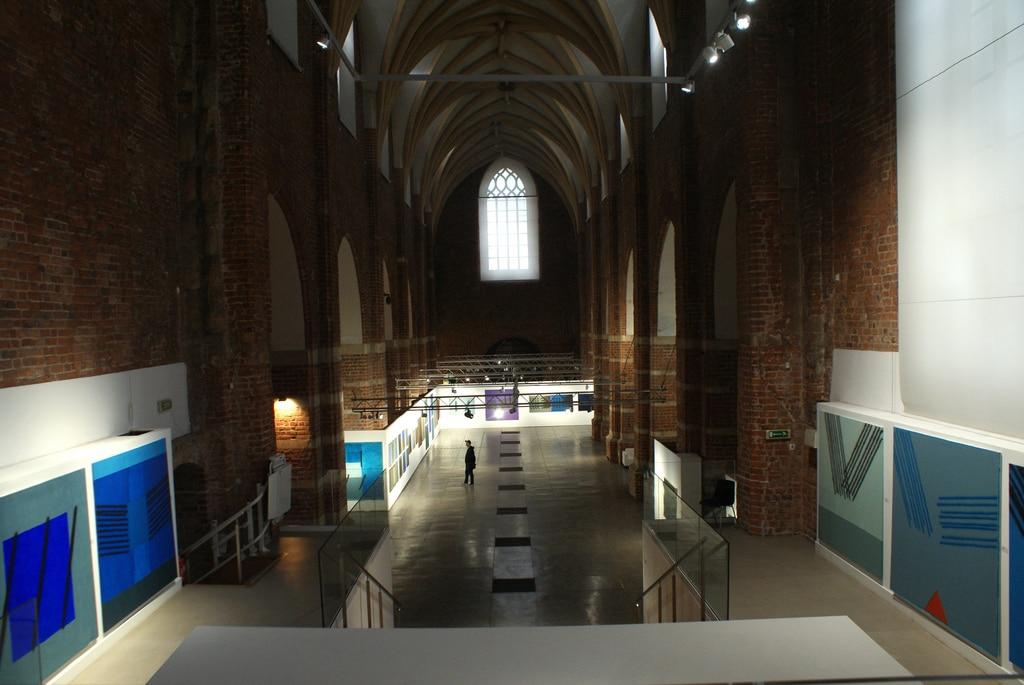 Musée d'architecture de Wroclaw : A visiter pour les expos temporaires [Vieille Ville]