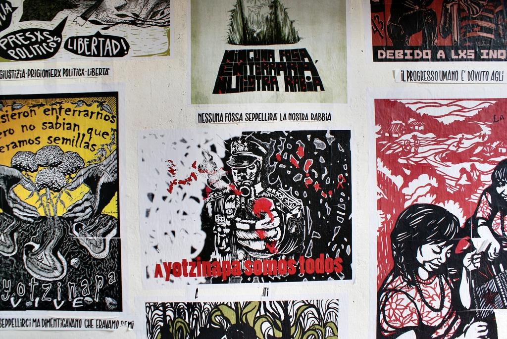 Squats et lieux culturels autogérés à Bologne