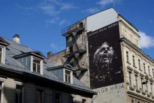 Quartier de Centrs à Riga : Art nouveau et vie locale