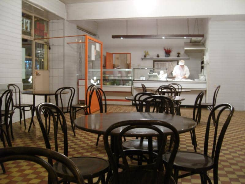Milk bar : Restaurant populaire tradition communiste