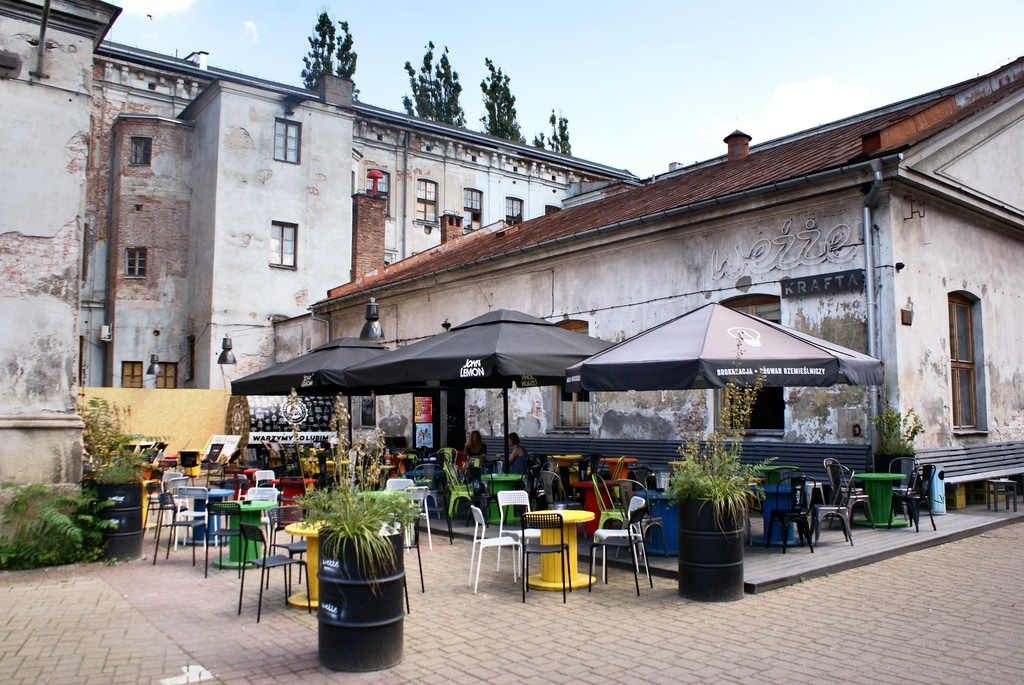 8 Rendez vous «hipster» de Cracovie