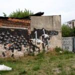 Street art à Cracovie : Oeuvres originales en photo