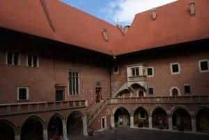 Collegium Maius : Université Jagellonne de Cracovie [Vieille Ville]
