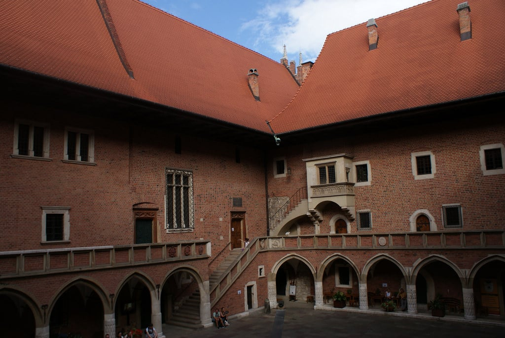 Collegium Maius : Université Jagellonne de Cracovie [Vieille Ville]