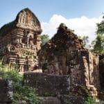 My Son, énigmatique sanctuaire cham (hindou) au Vietnam