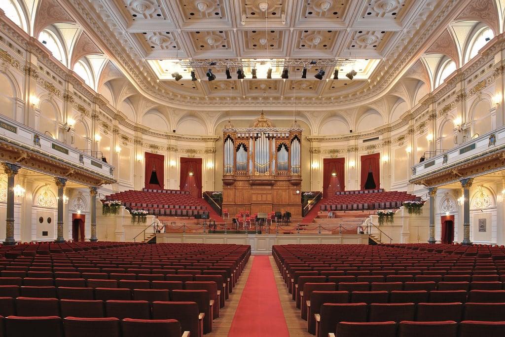 Concertgebouw à Amsterdam, le rendez-vous des mélomanes [quartier des musées]