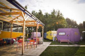 Camping à Amsterdam : 5 lieux où camper pas cher