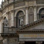 «Eglise de marbre», la basilique Saint Pierre à Copenhague [Indre By]