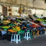 Mercado do Bolhão, marché typique à Porto / en rénovation !