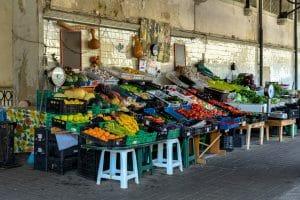 Mercado do Bolhão, marché typique à Porto
