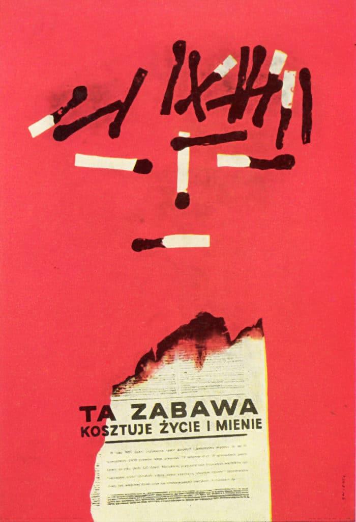 Ta zabawa kosztuje życie i mienie author: Waldemar Swierzy, 1963