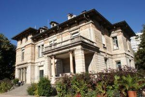 Parc de la Cerisaie à Lyon : Déjeuner sur l'herbe [Croix Rousse]