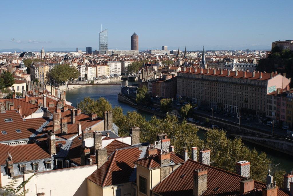 Jardin des Chartreux à Lyon : Tranquillité et belle vue sur la Saône [Croix Rousse]