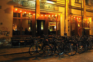 Strandbad mitte, bar bord de mer à Berlin [Mitte]