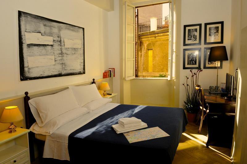 7 h tels pas chers rome pr s de la gare de termini for Hotel pas cher berlin